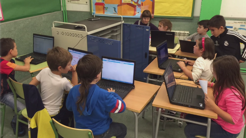 Programar para aprender sin límites… con 8 años